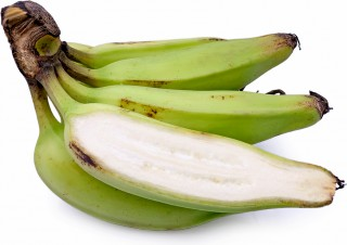 Raw Banana Green /4 Pcs