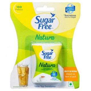 Sugar free Natura, 100 Pellets