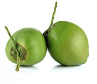 Green Coconut (Kacha Dab) /2 Pcs