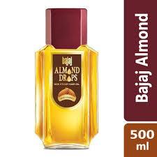 Bajaj Almond Hair Oil - 500g