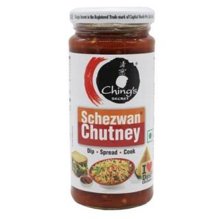 Chings Chutney Schezwan - 250g