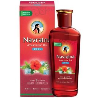 Navratna Ayurvedic Cool Oil - 300ml