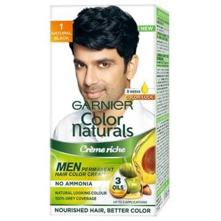 Garnier Men Color Naturals (Black) - 30ml