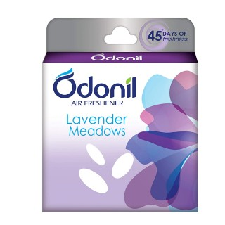 Odonil Bathroom Air Freshener Blocks - Lavender Meadows - 75g