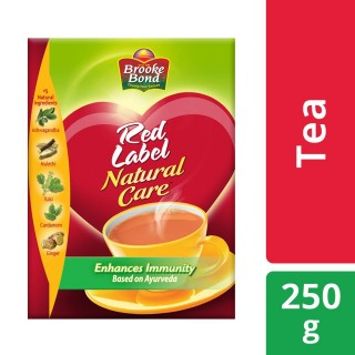 Brooke Bond Red Label Natural Care Tea - 250g
