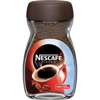 Nescafe Classic Coffee Powder Glass Jar - 50g