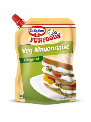 Dr.Oetker Fun Foods Veg Mayonnaise Original - 100g