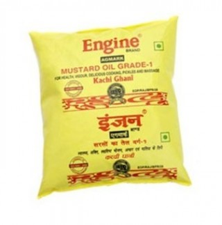 Engine Kacchi Ghani Mustard Oil - 500ml