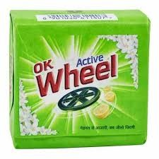 Wheel 2 in1 Detergent Bar - 150g