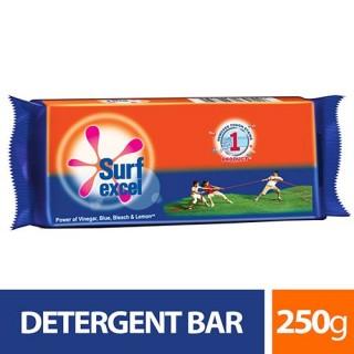 Surf Excel Detergent Bar - 250g