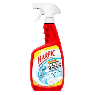 Harpic Disinfectant Extra Strong Bathroom Cleaning Spray - 400ml