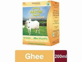 Patanjali Cow's Ghee - 200ml