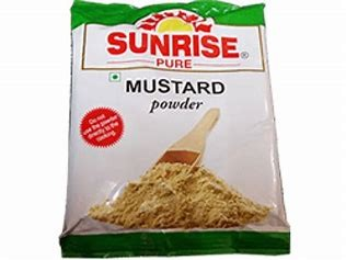 Sunrise Mustard Powder - 40g