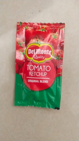 Del Monte Tomato Ketchup - 8g