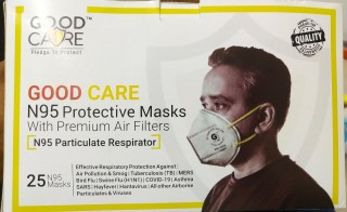 N95 Mask- Protection Against COVID-19