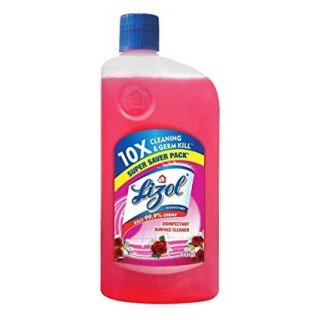 Lizol 10X Floor Disinfectant Cleaner - Floral - 975ml
