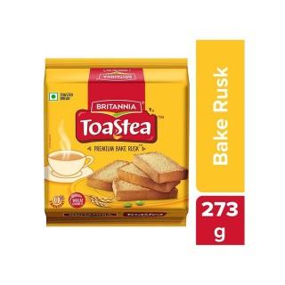 Britannia Toastea Premium Bake Rusk - 273g
