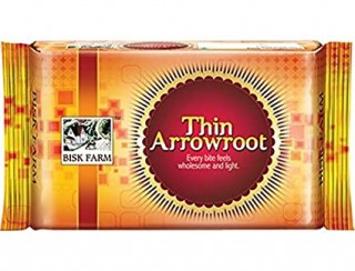 Bisk Farm Thin Arrowroot - 300g