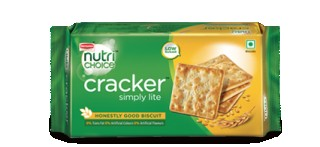 Britannia Nutrichoice Sugar Free Simply Lite Cracker - 300g
