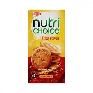 Britannia Nutri Choice Digestive Hi-Fibre - 250g
