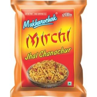 Mukharochak Mirchi Jhal Chanachur - 200g