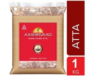 Aashirvaad Shudh Chakki Atta - 1Kg