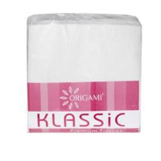 Origami Klassic Premium Tissues - 100pcs