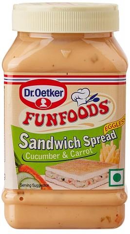 Funfoods Sandwich Spread Eggless - 300g