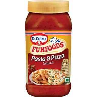 Funfoods Pasta & Pizza Sauce - 325g