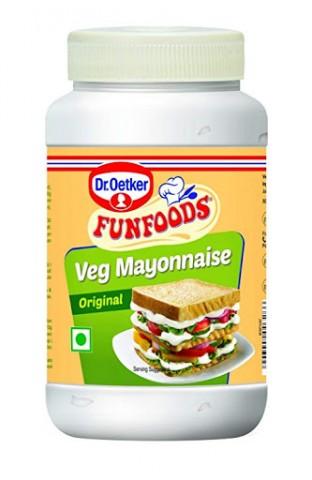 Funfoods Veg Mayonnaise Original - 250g