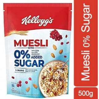 Kellogg's Muesli 0% Sugar Added - 500g