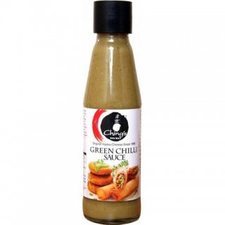 Green Chilli Sauce  Kitchen's Promise - 200g