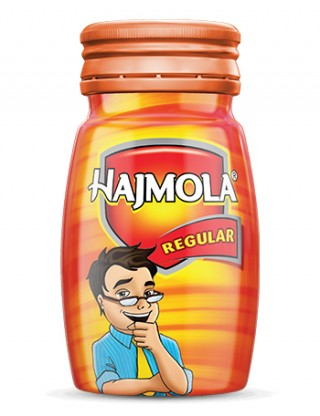 Dabur Hajmola  Regular - 120 tablets