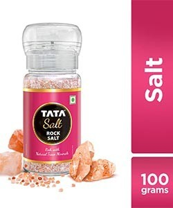 Tata Rock Salt - 100g