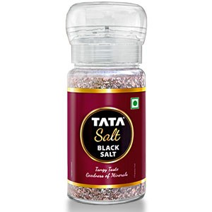 Tata Black Salt - 100g