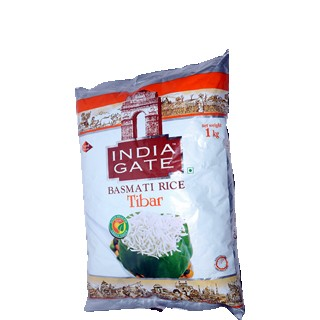 India Gate Tibar Basmati Rice - 1Kg