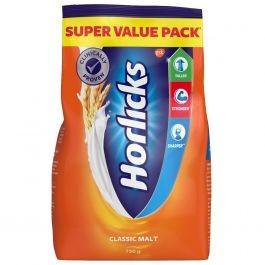 Horlicks Classic Malt Refill Pack - 750g