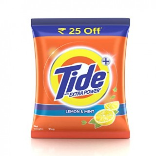 Tide+ With Extra Power Lemon & Mint - 2Kg