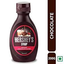 Hershey's Syrup Chocolate - 200g