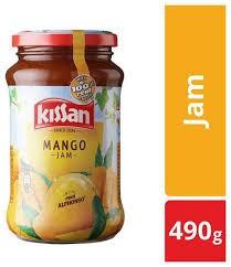 Kissan Mango Jam - 490g