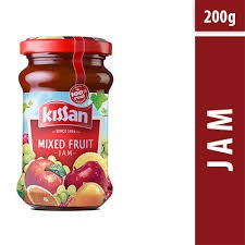Kissan Mixed Fruit Jam - 200g