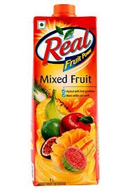 Real Mixed Fruit Juice - 1l