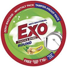 Exo Touch and Shine Round - 500g