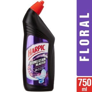 Harpic Germ & Stain Blaster Floral - 750ml