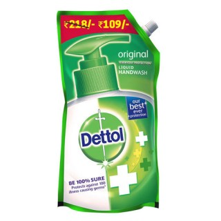 Dettol Hand Wash Original Refill Pack - 750ml