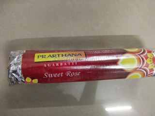 Prarthana Agarbatti Sweet Rose - 200g
