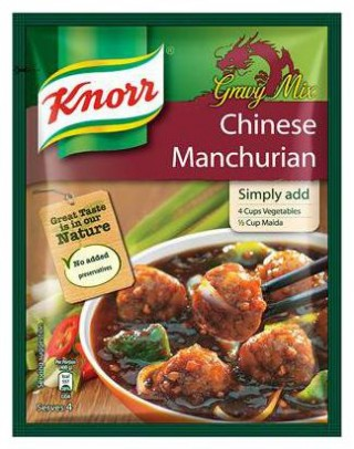 Knorr Gravy Mix Chinese Chilli - 51g