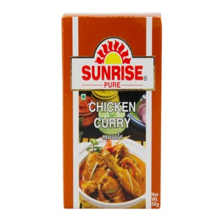 Sunrise Pure Chicken Curry Masala - 50g