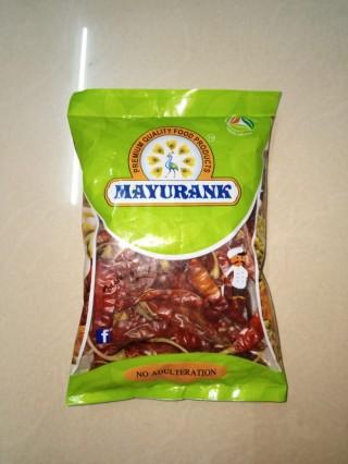 Mayurank Lal Mirch Gota - 50g